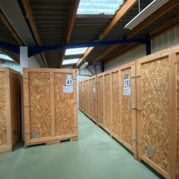 Box Wanbox en bois - location de box de stockage en Bretagne